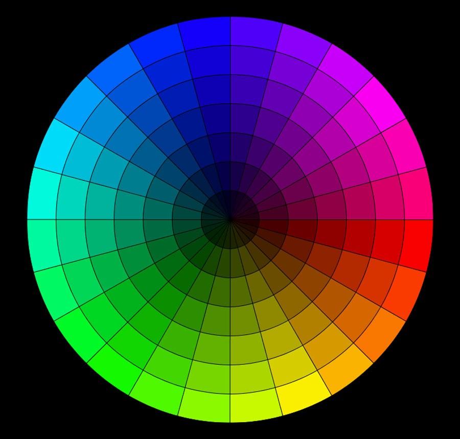 C mo crear combinaciones de color perfectas para tu p gina - Como hacer colores ...